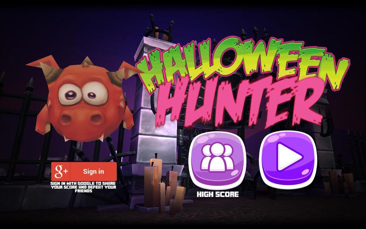 Halloween Hunter, la chasse aux fantômes est ouverte