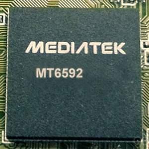 MediaTek MT6592 : le fondeur officialise son premier SoC à huit cœurs