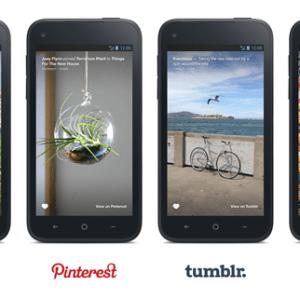 Facebook Home intègre Instagram, Pinterest, Tumblr et Flickr à son écran de verrouillage