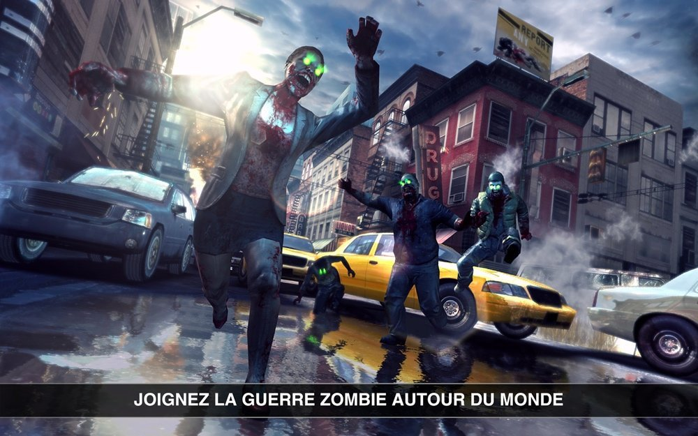 Dead Trigger 2, le second FPS post-apo de Madfinger s'invite sur le Play Store