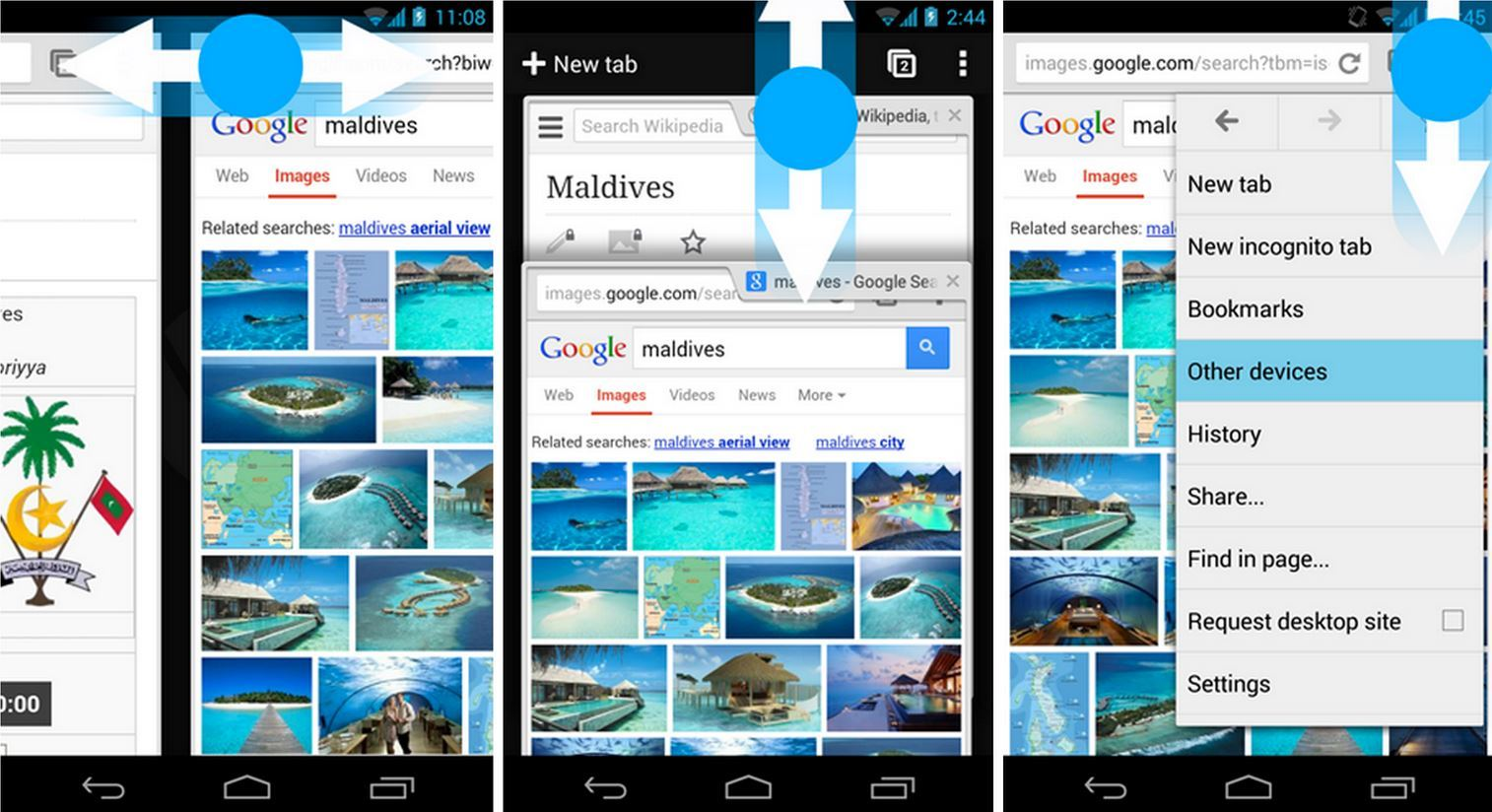 Google Chrome 30 : les nouveautés qui seront intégrées à la version stable d'Android