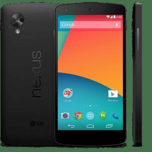 Le Google Nexus 5 dévoilé par accident sur le Play Store US