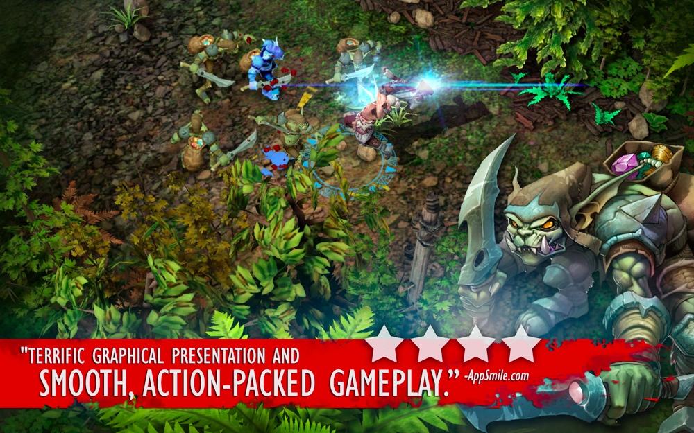 Wraithborne, un nouveau jeu d'action-aventure signé Alpha Dog sur Android