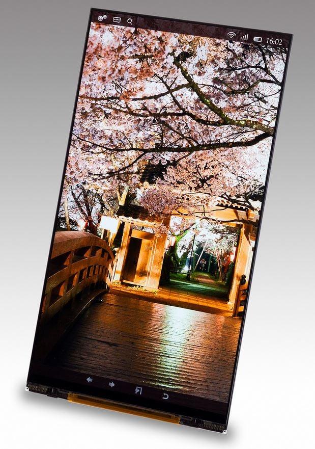 Sony Xperia : Un écran 5,4 pouces en 2560 par 1440 pixels pour 2014 ?