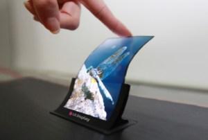 LG se lance dans des batteries de nouvelle génération courbées