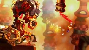 Rayman Fiesta Run d'Ubisoft sortira le 7 novembre