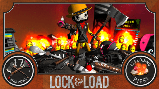 Burn The Lot, un OVNI sur Android ambiance Western