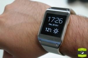 La Samsung Galaxy Gear peut passer sous Tizen… et y rester