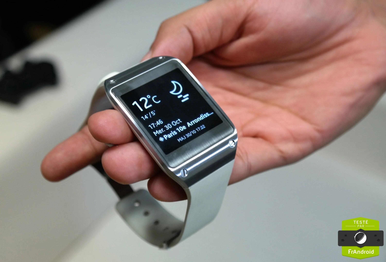 Samsung Gear Solo : une montre autonome à l'horizon ?