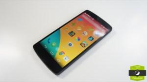 Test du Google Nexus 5, le meilleur d'Android
