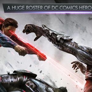 Injustice: Gods Among Us arrive sur Android, mais c'est un jeu de cartes à collectionner