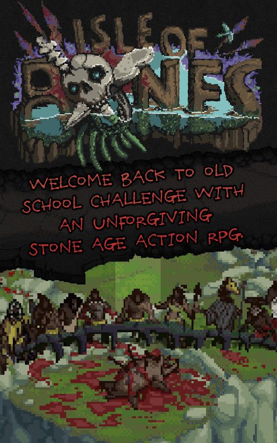 Isle of Bxnes, un jeu d'action-aventure hardcore