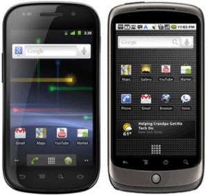 Les Nexus One et Nexus S s'offrent officieusement Android 4.4