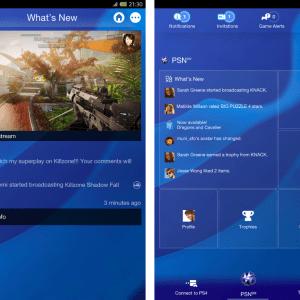 PlayStation App : l'app officielle devient compatible avec la PS4 sur Android et iOS