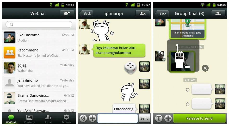WeChat : les records commencent à tomber…