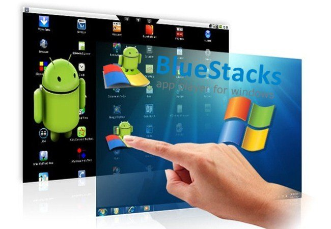 BlueStacks passe à Ice Cream Sandwich