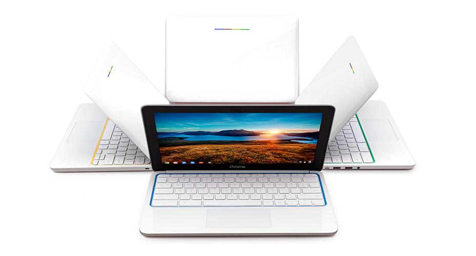 Activez la commande vocale «Ok Google» sur les Chromebook