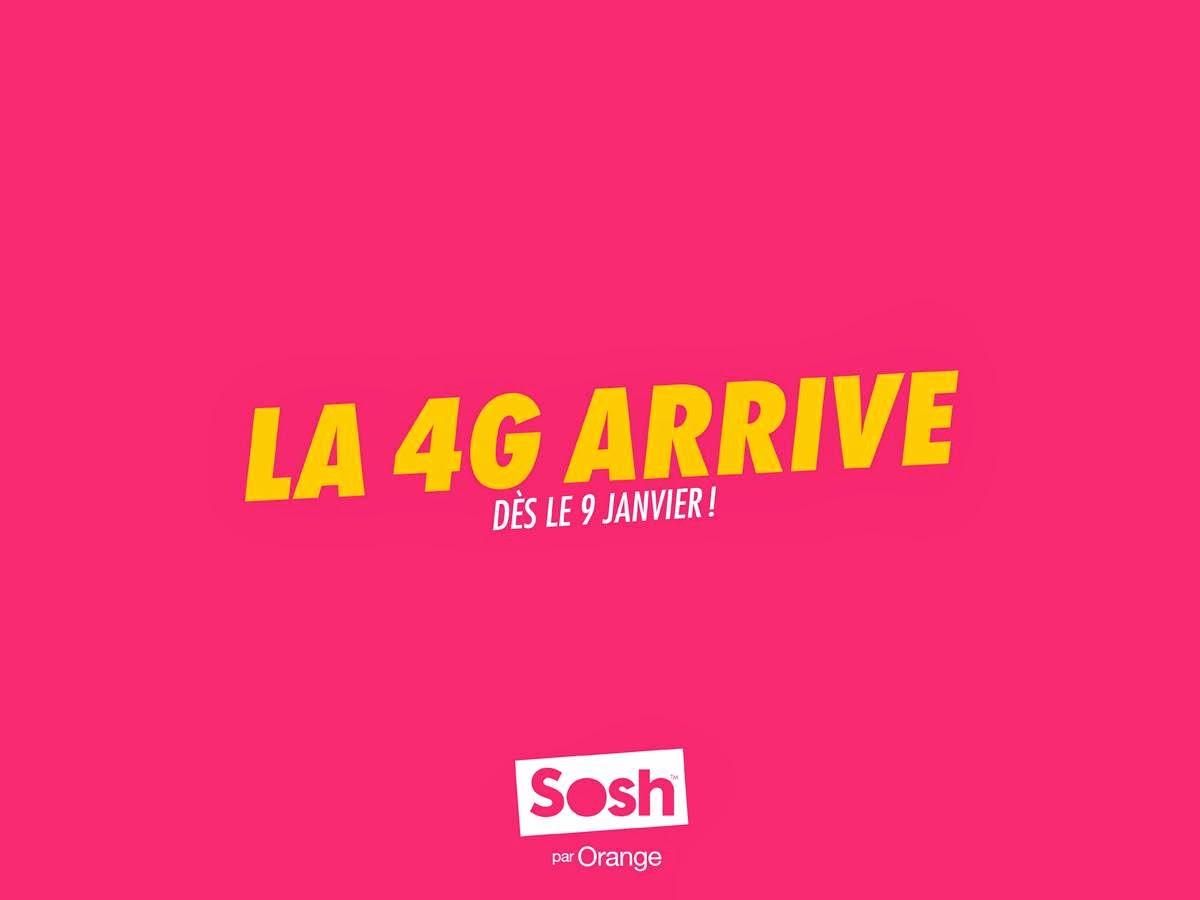 4G (LTE) chez les low-cost : on récapitule !