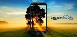 Amazon Cloud Drive : 50 Go de stockage gratuit avec l'achat d'un smartphone Android aux USA