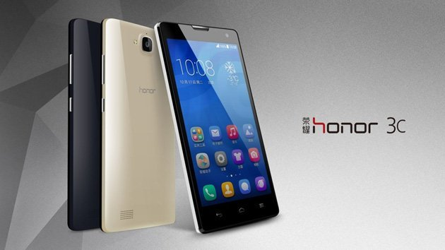 Huawei Honor 3C : 1,5 million de réservations en 36 heures