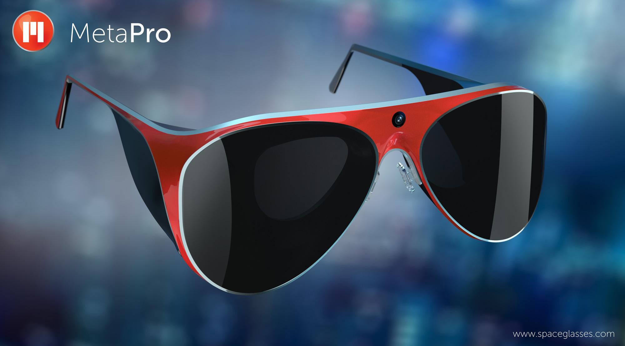 META Space Glasses : les lunettes connectées les plus folles
