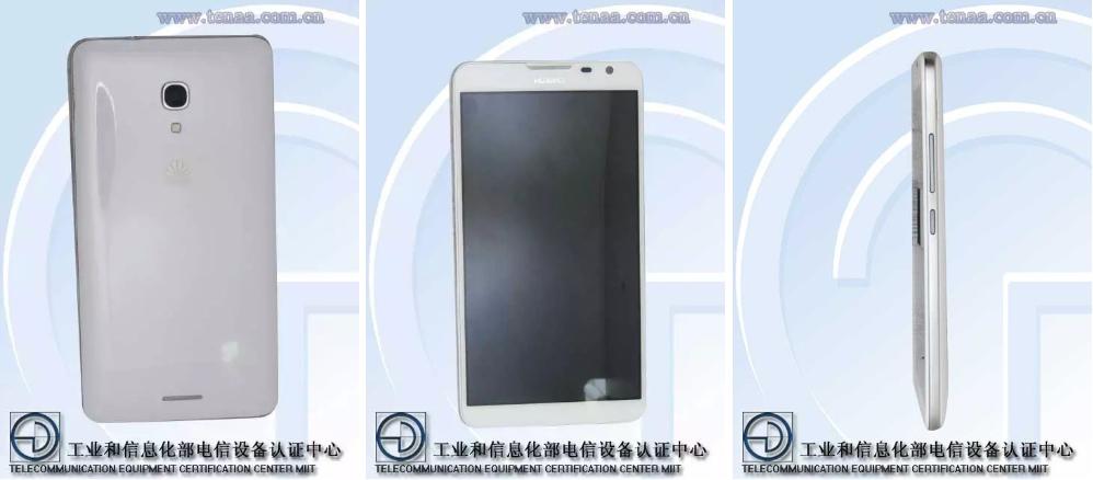 Huawei Ascend Mate 2, plus de photos et caractéristiques dévoilées