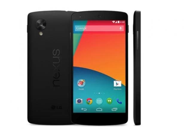 Nexus 5 : la mise à jour vers Lollipop en version 5.01 disponible en téléchargement