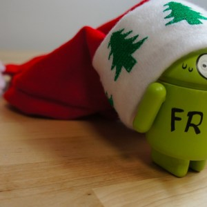 FrAndroid vous souhaite de Bonnes Fêtes et un Joyeux Noël !