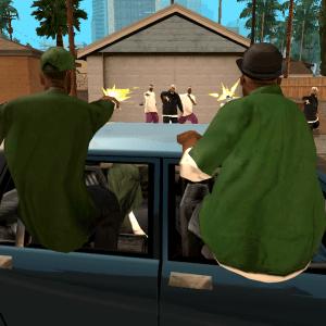 GTA San Andreas est disponible sur le Play Store… enfin !