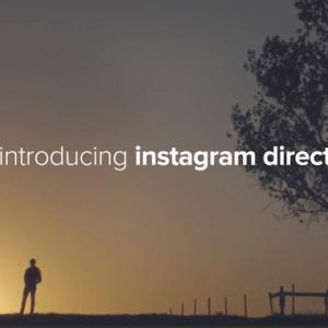 Instagram Direct permet d'envoyer des messages privés : comme un air de Snapchat…