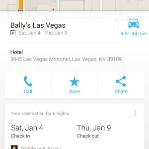 Google Maps 7.5 : Gmail s'invite sur les cartes du géant californien