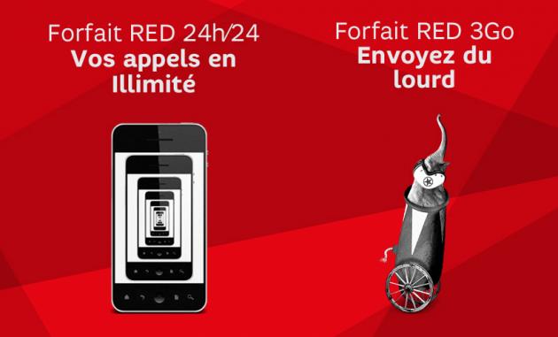 SFR RED prolonge sa Vente Privée jusqu'au 9 décembre à 6h