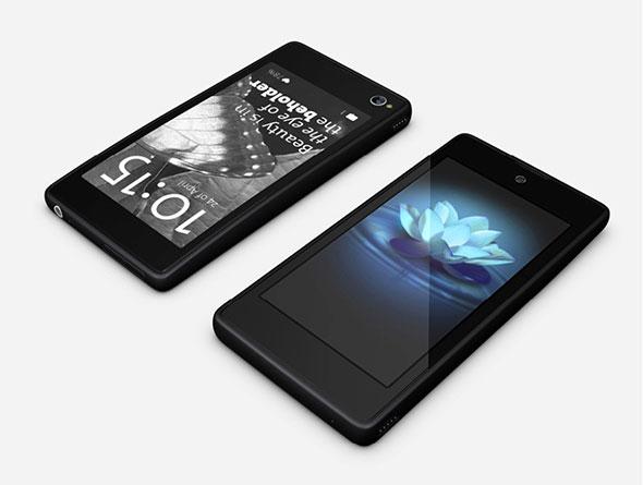 Le YotaPhone annoncé en France pour décembre fait payer 499 euros son écran e-Ink