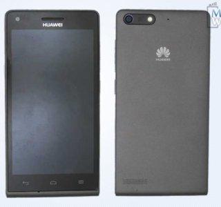 Huawei Ascend G6, la variante entrée de gamme de l'Ascend P6