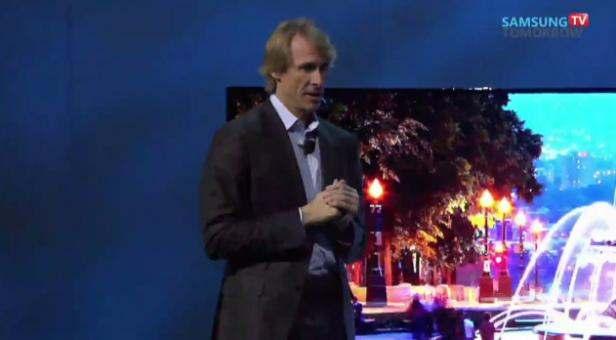 «Epic fail» pour Michael Bay au CES 2014