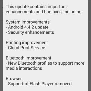 HTC One : le déploiement d'Android 4.4.2 commence en Europe !