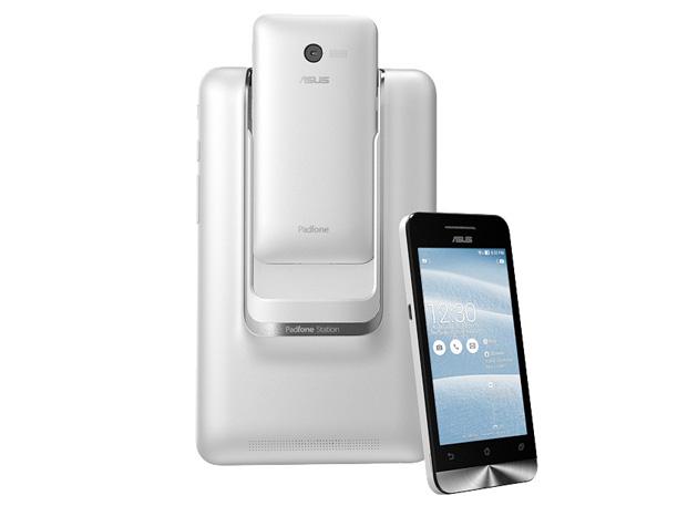 Asus Padfone Mini : un smartphone de 4 pouces avec une tablette de 7 pouces