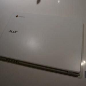 Acer passe au tactile avec son Chromebook C720P