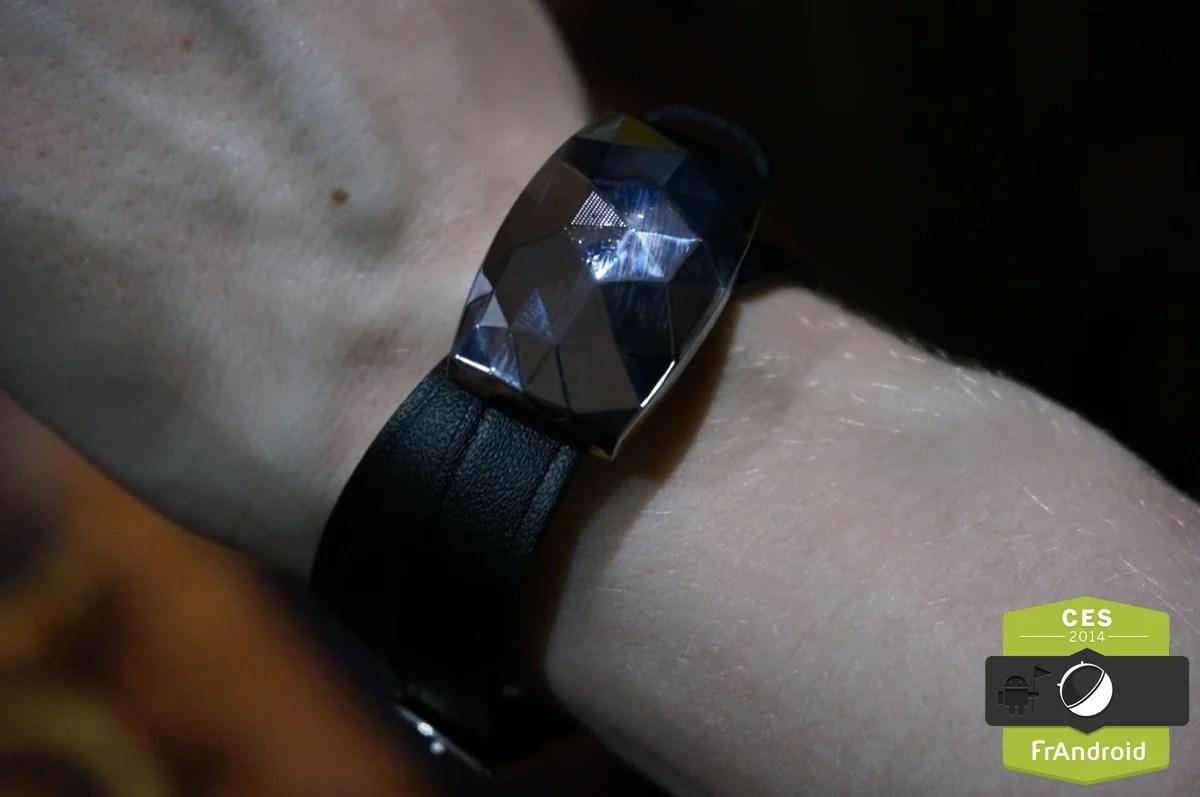 Netatmo présente June, un bracelet qui mesure l'exposition au soleil