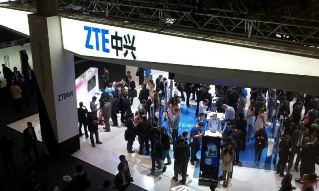 CES 2014 : ZTE annonce 5 mobiles et sa première smartwatch