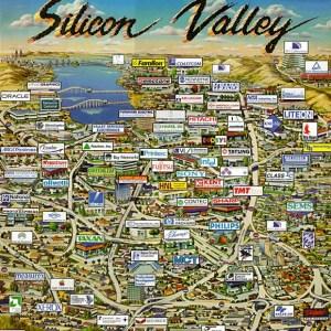 Voyage de François Hollande aux Etats-Unis, avec escale à la Silicon Valley