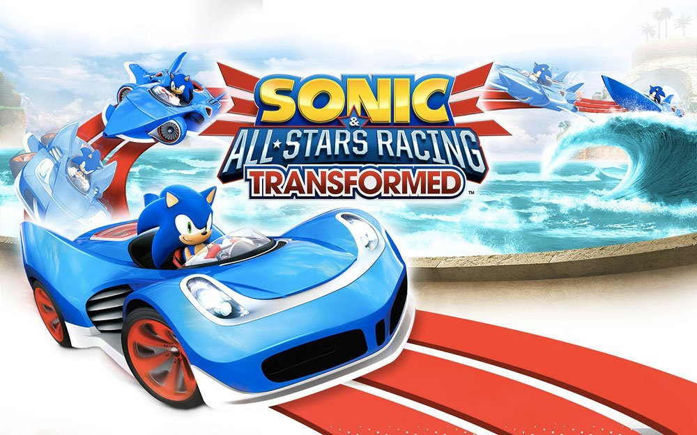 Sonic & All-Stars Racing Transformed met la gomme sur Android et iOS