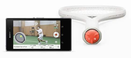 Smart Tennis Sensor : Sony et sa raquette de tennis connectée ne sont plus une fiction