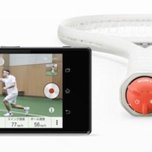 Smart Tennis Sensor : Sony et sa raquette de tennis connectée ne sont plus une fiction