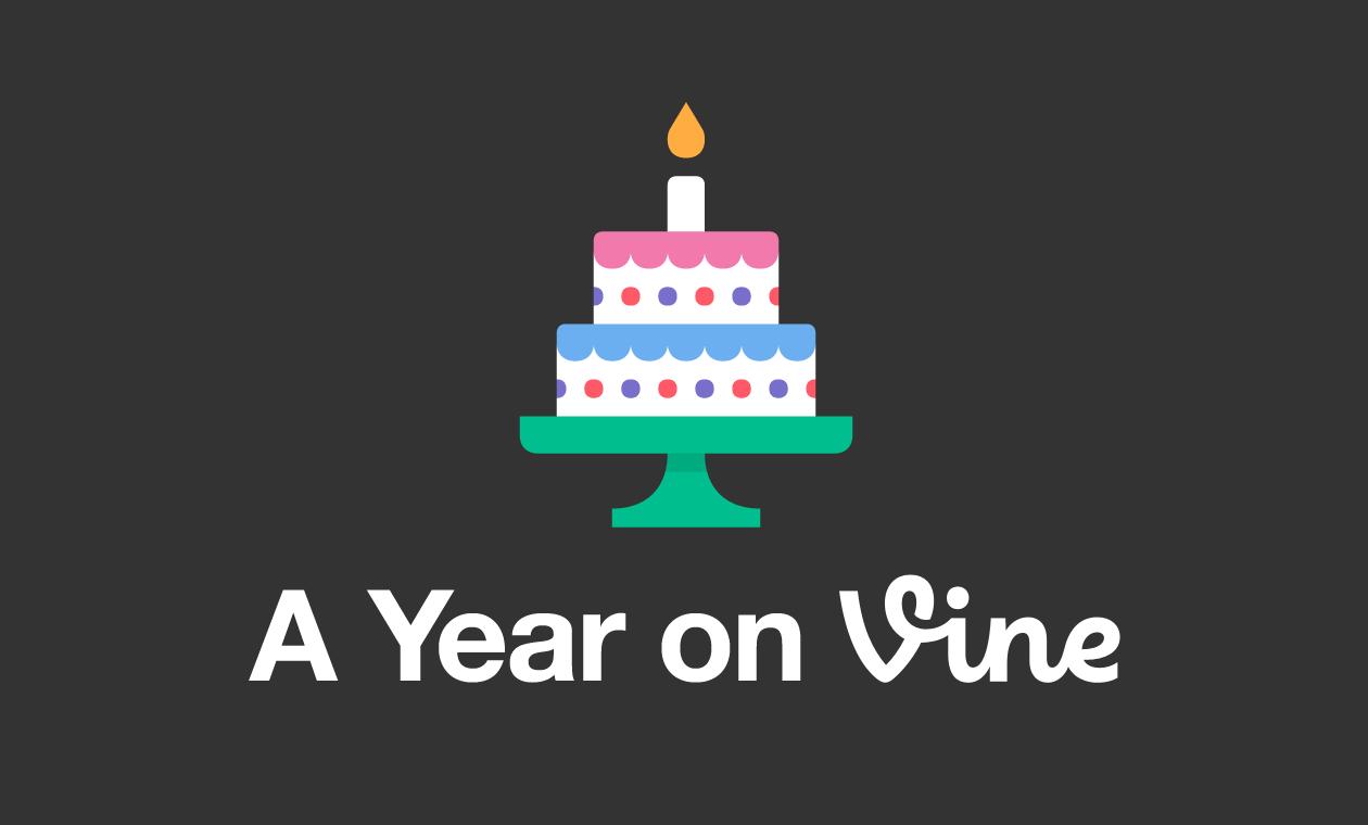 Une première bougie pour Vine !