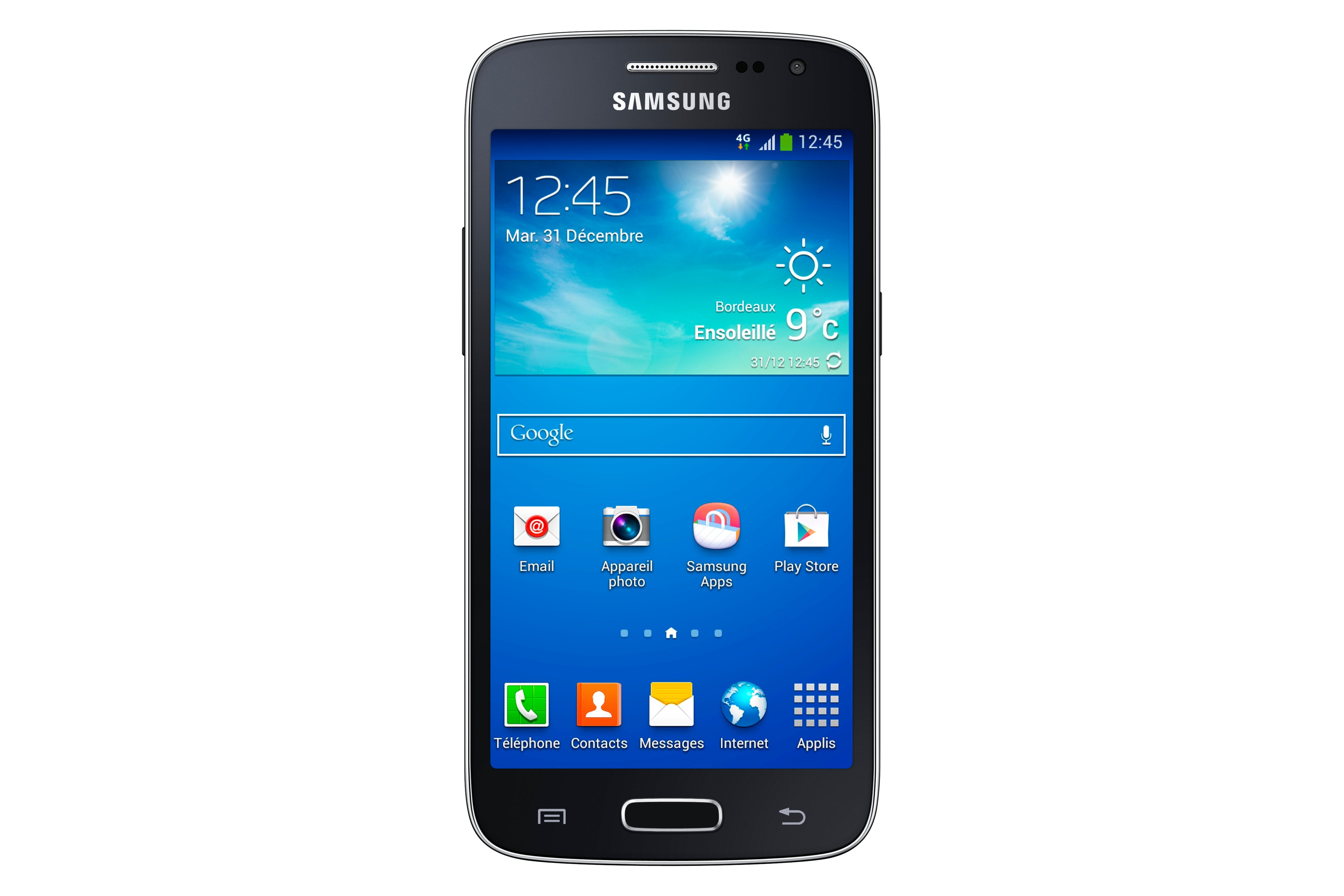 Samsung officialise le Galaxy Core 4G