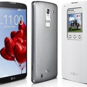 Le LG G Pro 2 officiel avant le Mobile World Congress !