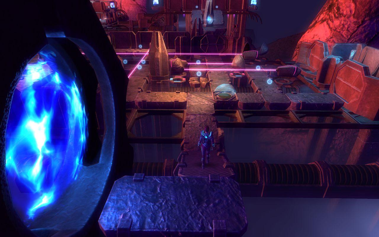 Shardlands, un puzzle-game d'aventures à découvrir sur Android