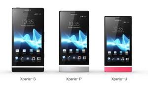 Sony ne mettra plus à jour ses Xperia S, P, U et autres terminaux «anciens»