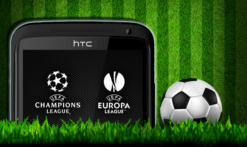 HTC lance l'application FootballFeed en partenariat avec l'UEFA